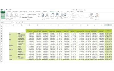 Creer Un Reporting Avec Excel Comptazine