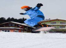 Bilan financier d'une station de sports d'hiver