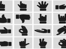 Dictionnaire langue des signes