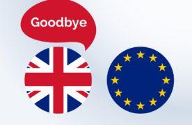 Le royaume uni dit au revoir aux pays européens